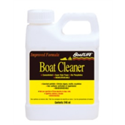 BOAT HULL CLEANERS AND WAXES