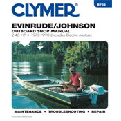 JOHNSON/EVINRUDE CLYMER MANUALS