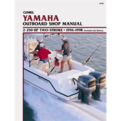 YAMAHA CLYMER MANUALS