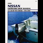 NISSAN/TOHATSU CLYMER MANUALS
