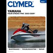 PWC CLYMER MANUALS