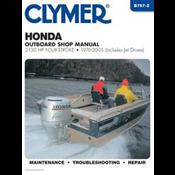 HONDA CLYMER MANUALS